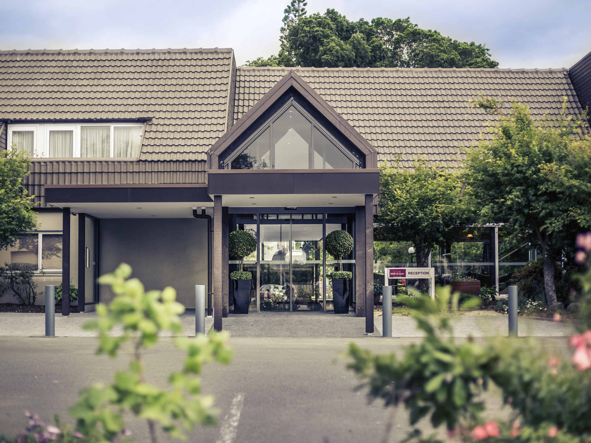 Отель — Mercure Dunedin Leisure Lodge