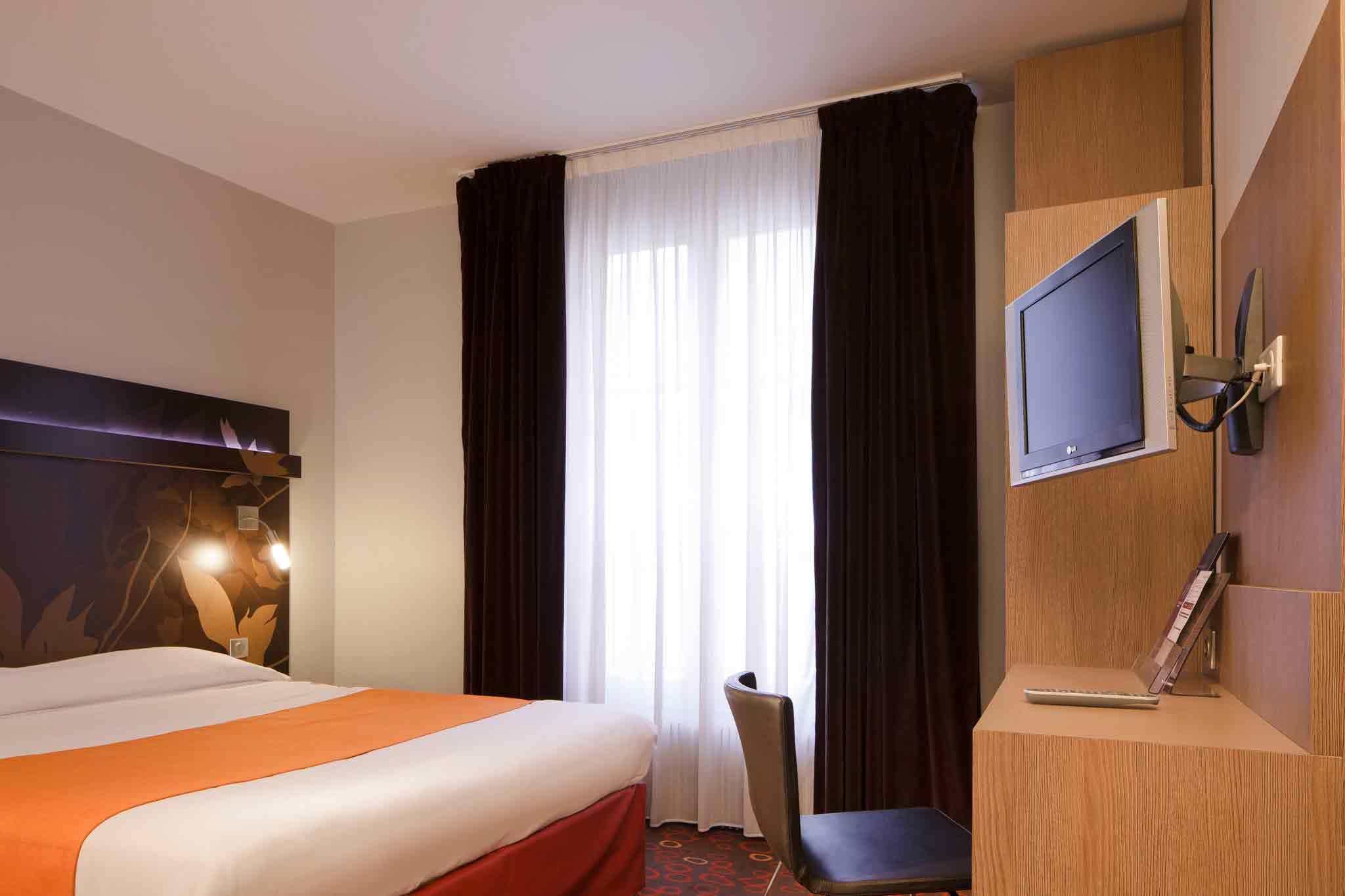 rooms mercure paris gare de lest magenta hotel