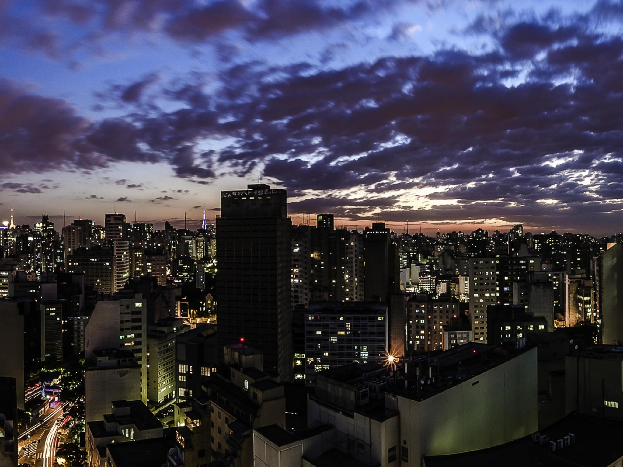 호텔 – Novotel São Paulo Jaraguá Conventions