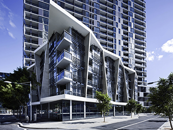 Hotel - Grand Mercure Apartments Docklands