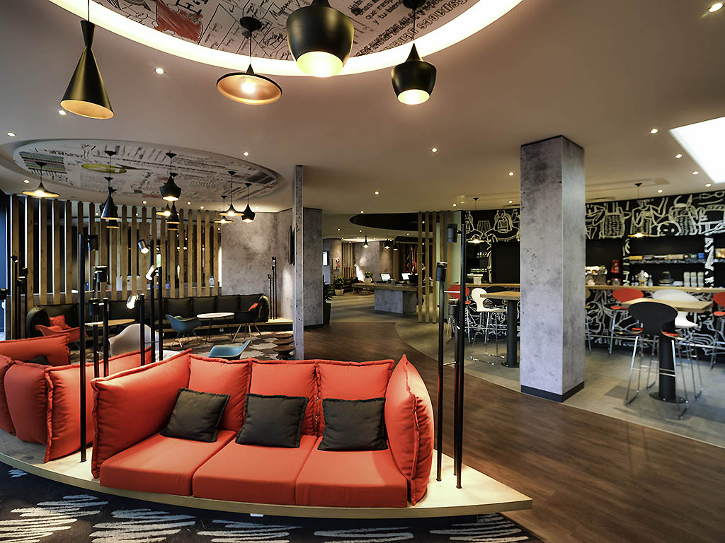Hotel in moscow ibis moscow dynamo for Design hotel mosca