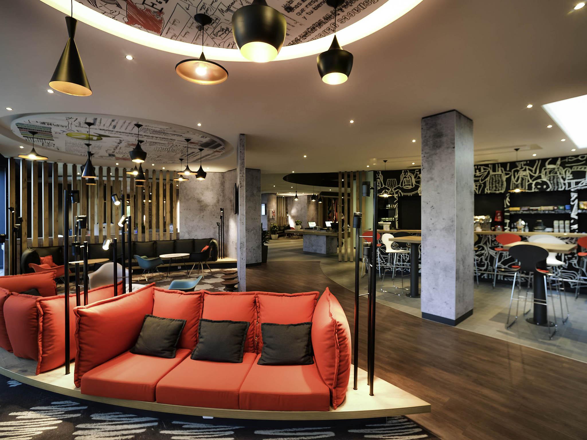 ホテル – イビス モスクワ ディナモ(2015年7月オープン)