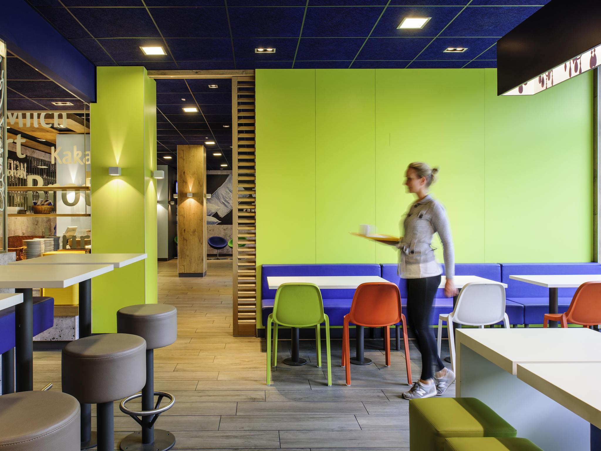 Отель — ibis budget Laval