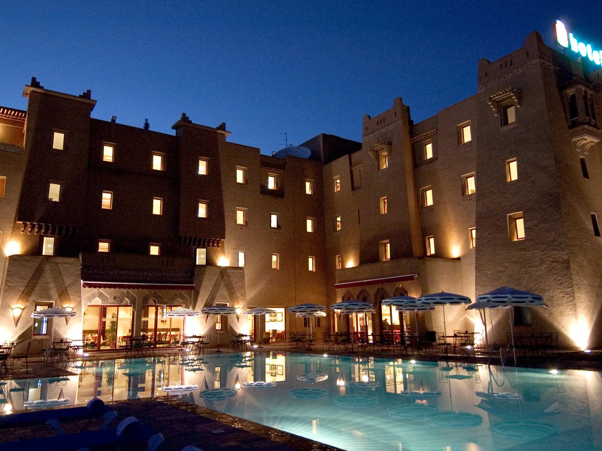 Отель — ibis Ouarzazate Centre