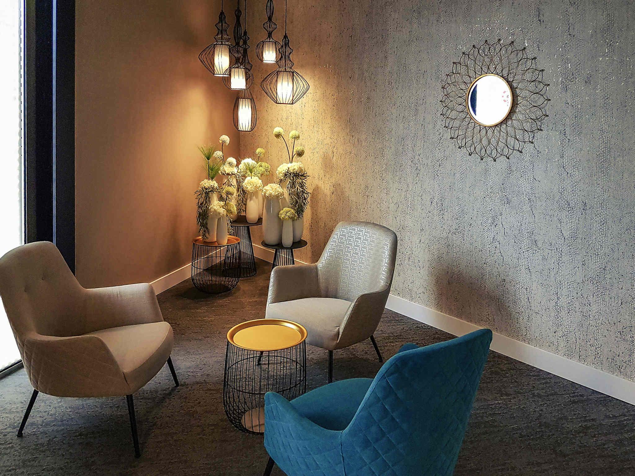 Hotel – Hotel Mercure Libourne Saint Emilion