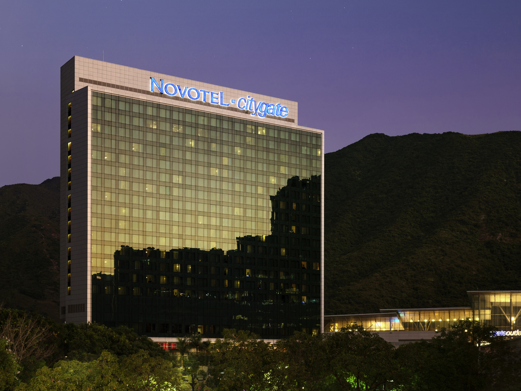 Hotel In Hong Kong Novotel Hong Kong Citygate Accor