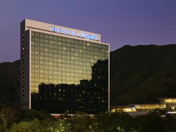 香港诺富特东荟城酒店