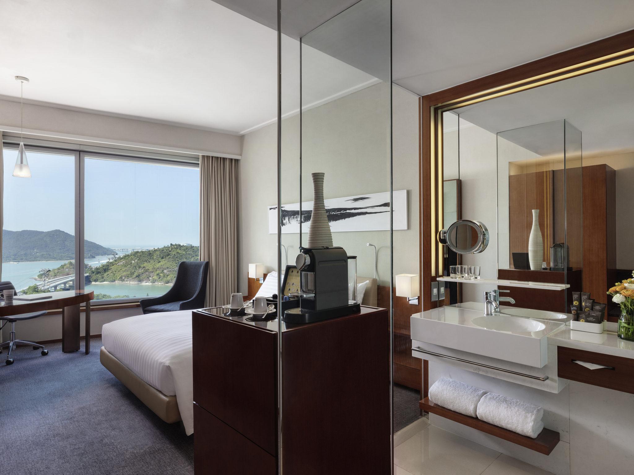 Hotel In Hong Kong Novotel Hong Kong Citygate