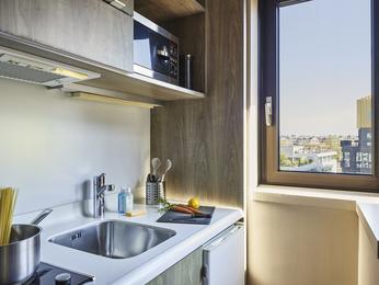 Apparthotel Mercure Paris Boulogne à BOULOGNE BILLANCOURT