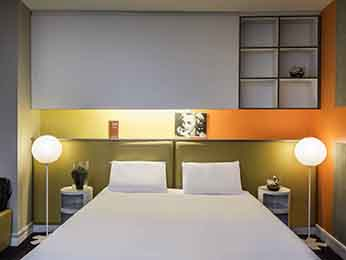 객실 - Apparthotel Mercure Paris Boulogne