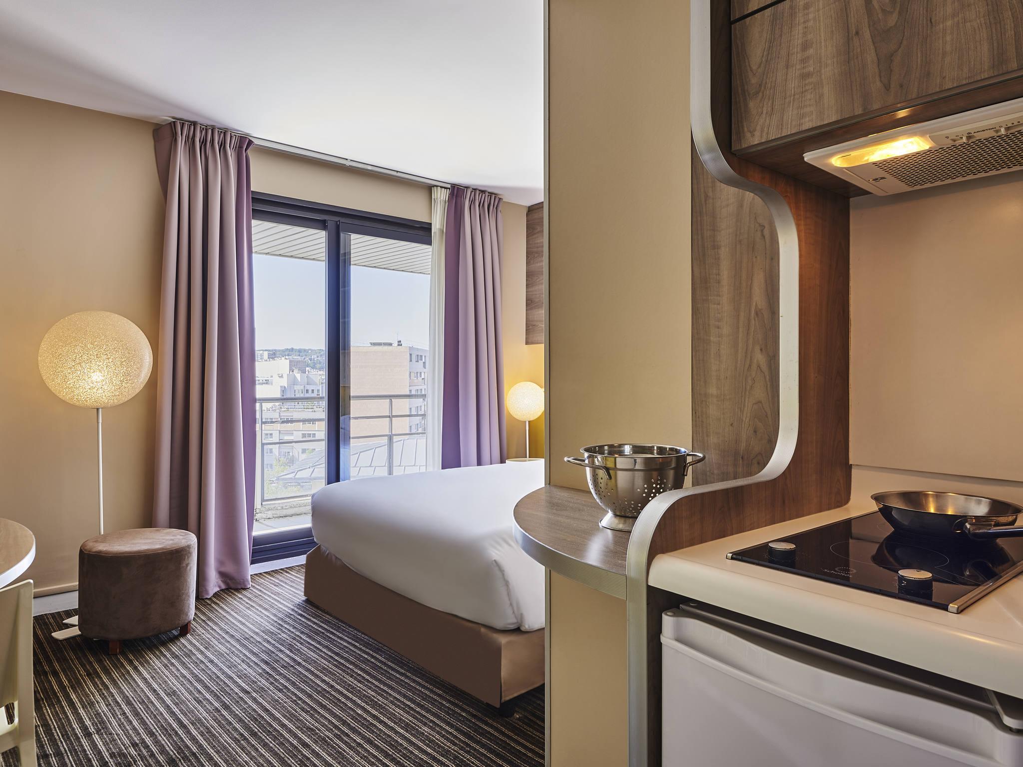 Mercure Hotel Paris Boulogne