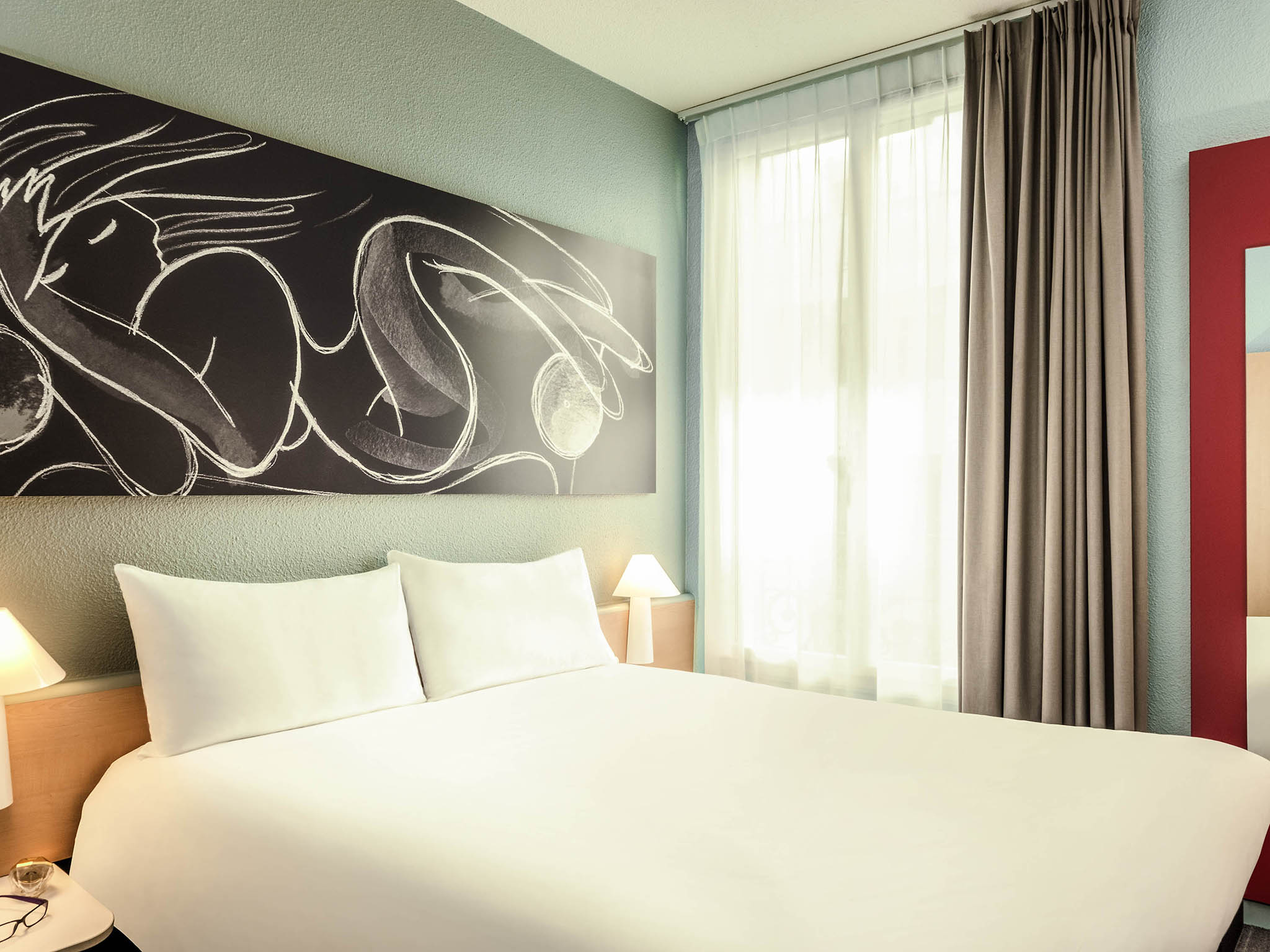 Hotel – ibis Parigi Boulogne Billancourt
