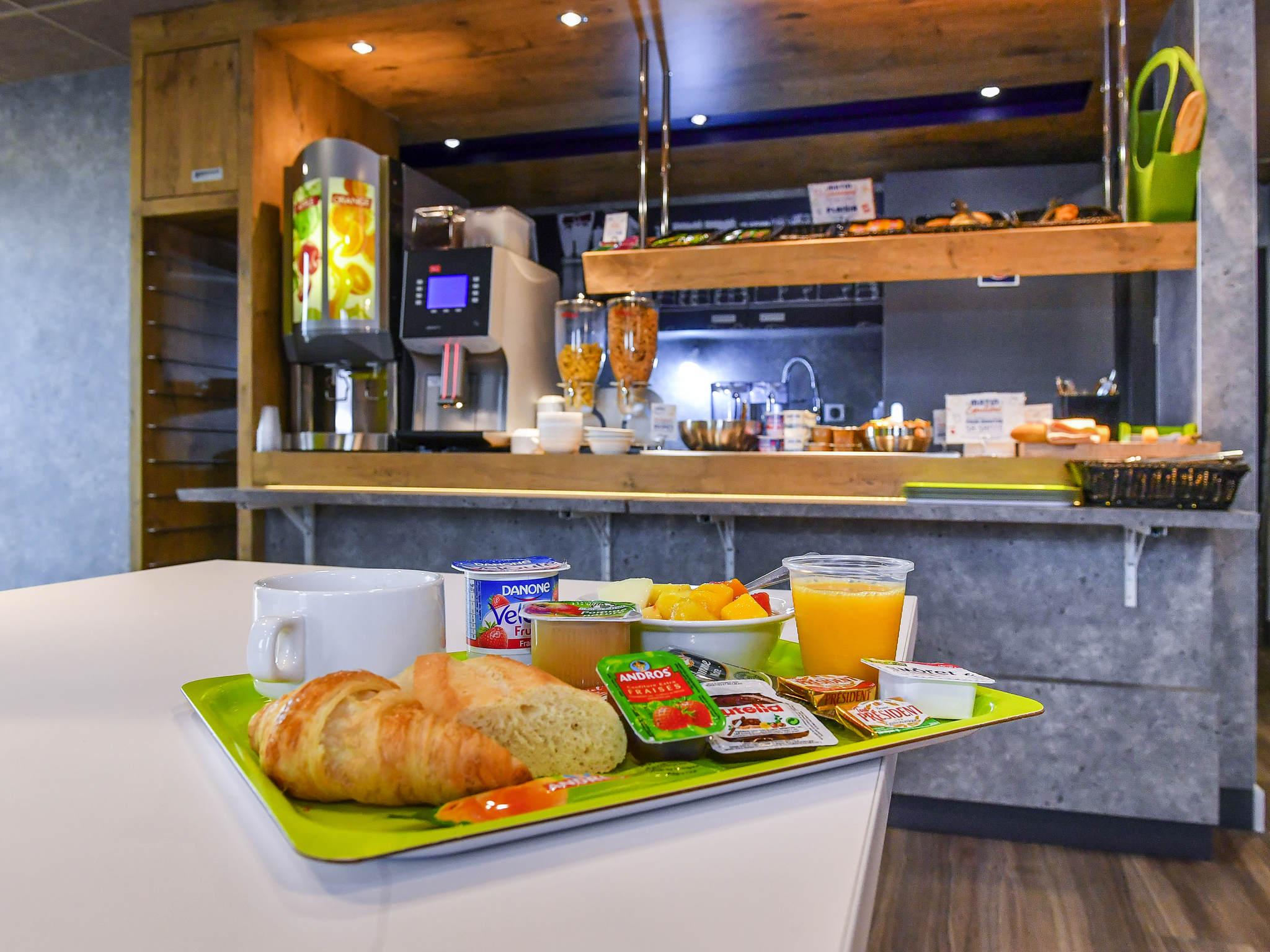 Отель — ibis budget Saint-Lô