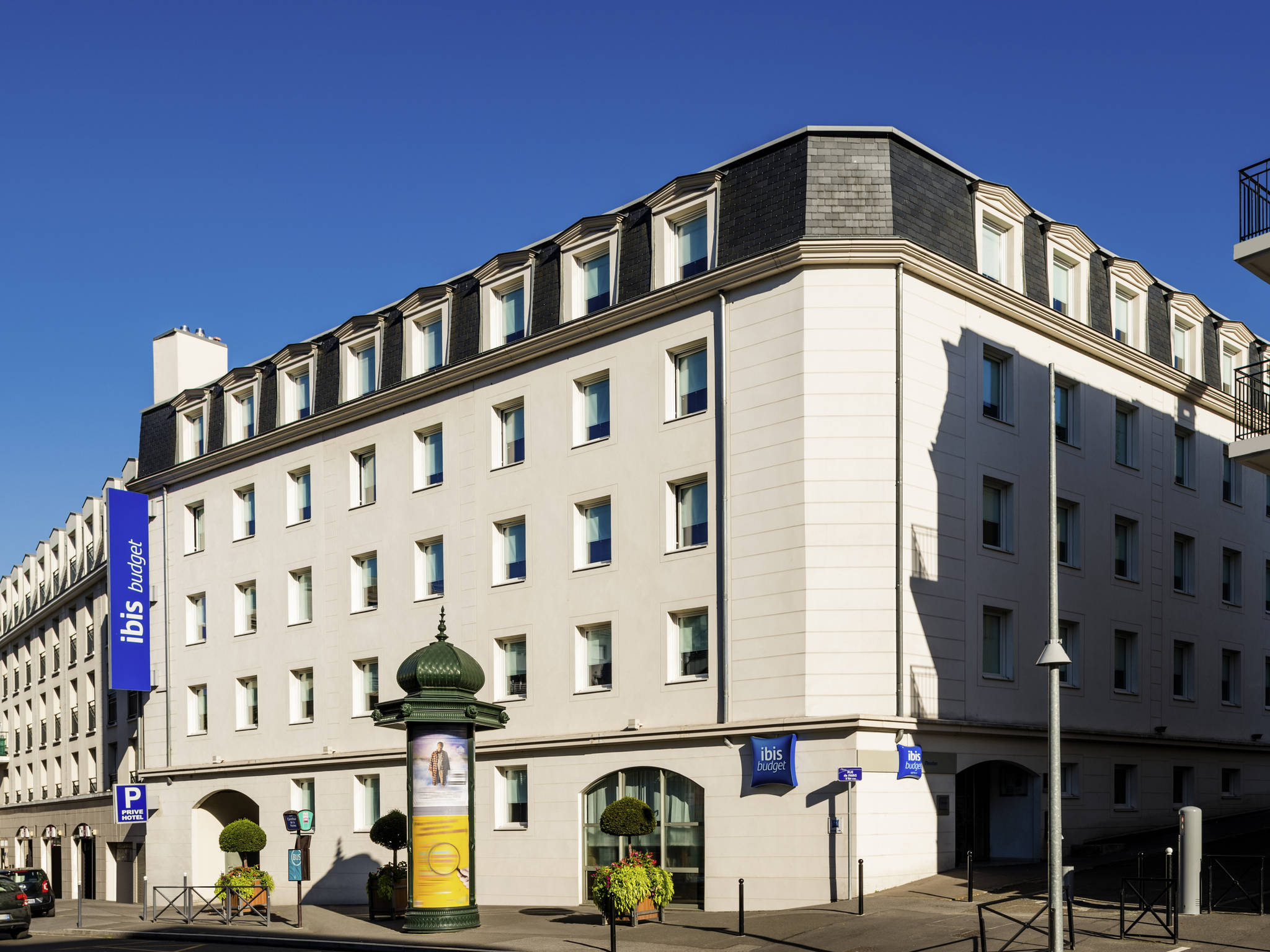 Hotel – Ibis budget Meudon Paris Ouest