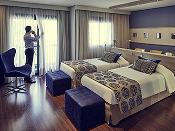 Rooms - Mercure Sao Paulo Pamplona Hotel