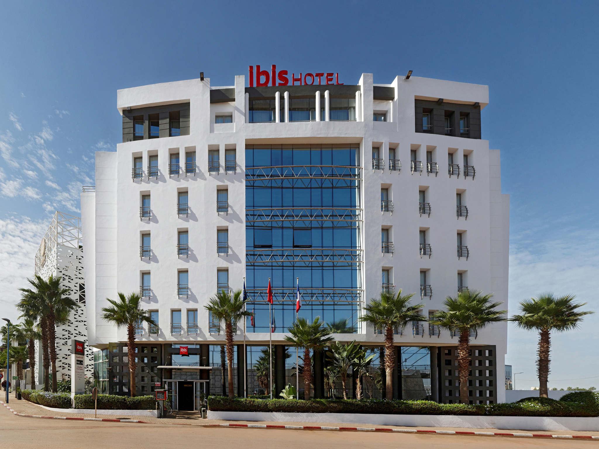 酒店 – 宜必思卡萨布兰卡西迪马鲁夫酒店