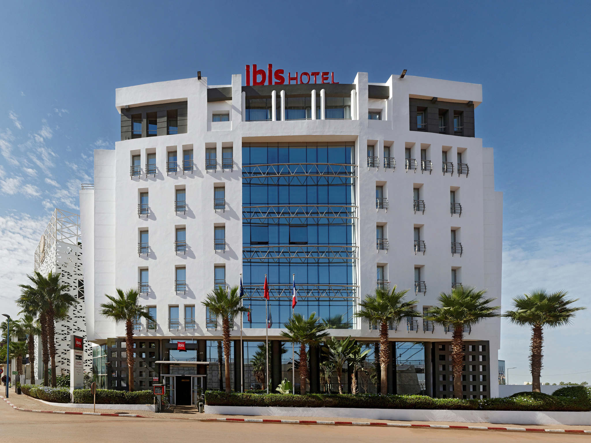 ホテル – イビス カサブランカ シディ マルーフ