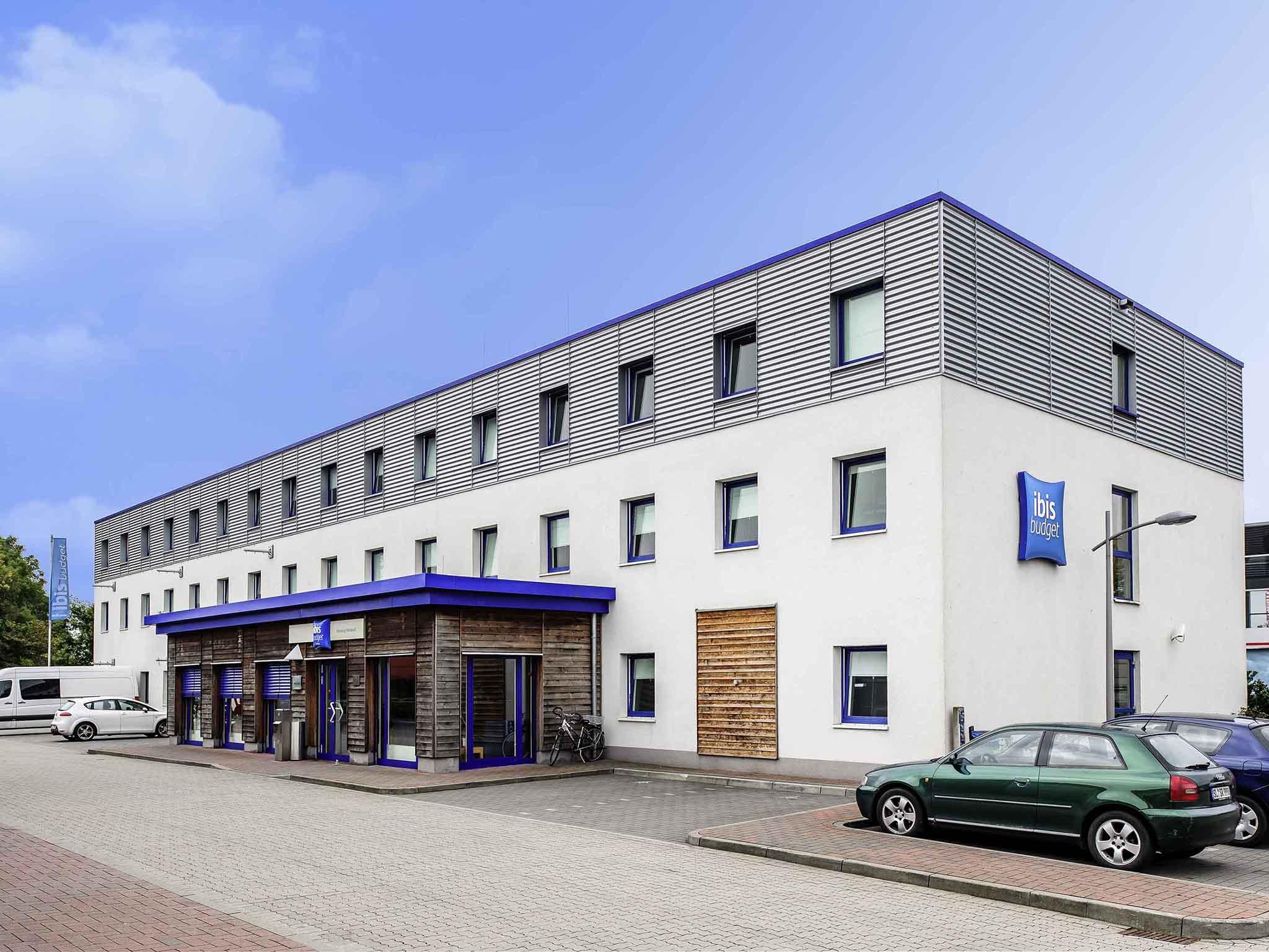 Отель — ibis budget Flensburg Handewitt