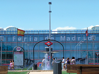Destination - ibis Madrid Alcobendas