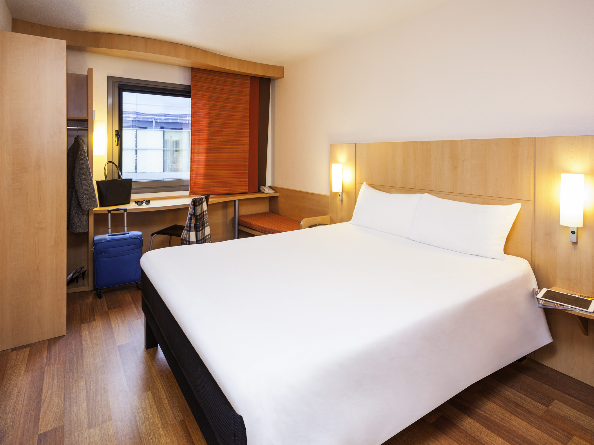โรงแรม – ibis Madrid Alcobendas