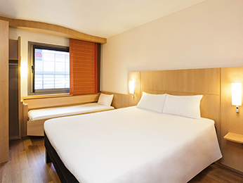 Rooms - ibis Madrid Alcobendas