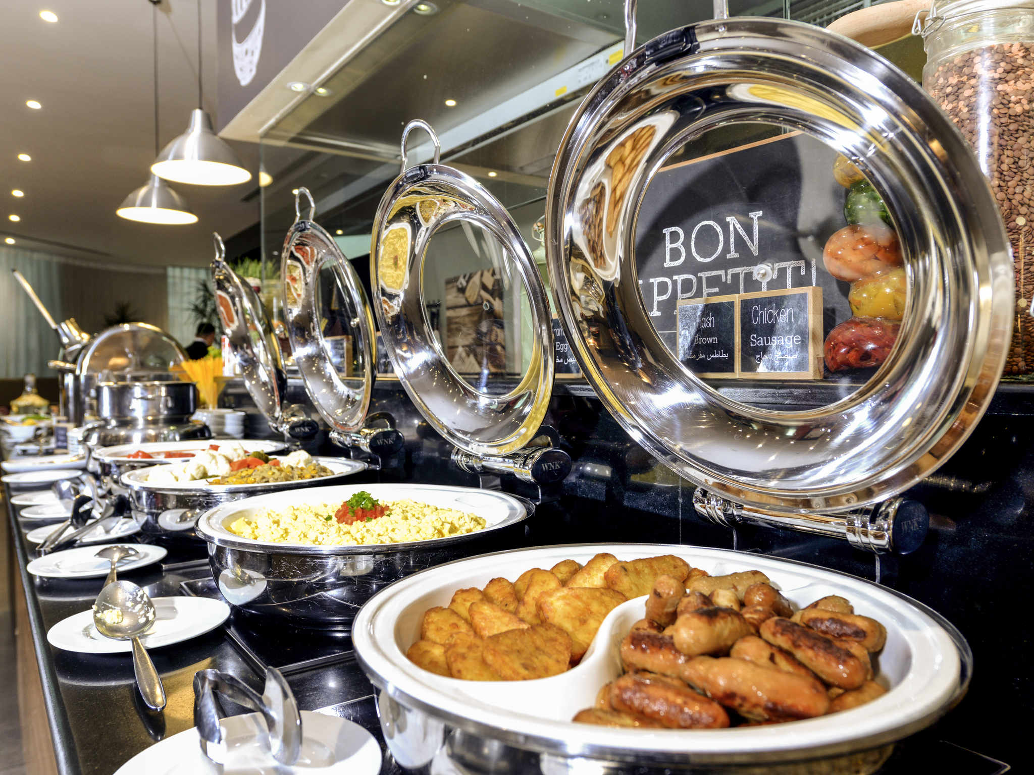 Hotel In Manama Ibis Seef With Gym Pool The Little Things She Needs Kashira 2b Brown Cokelat 38 Breakfast