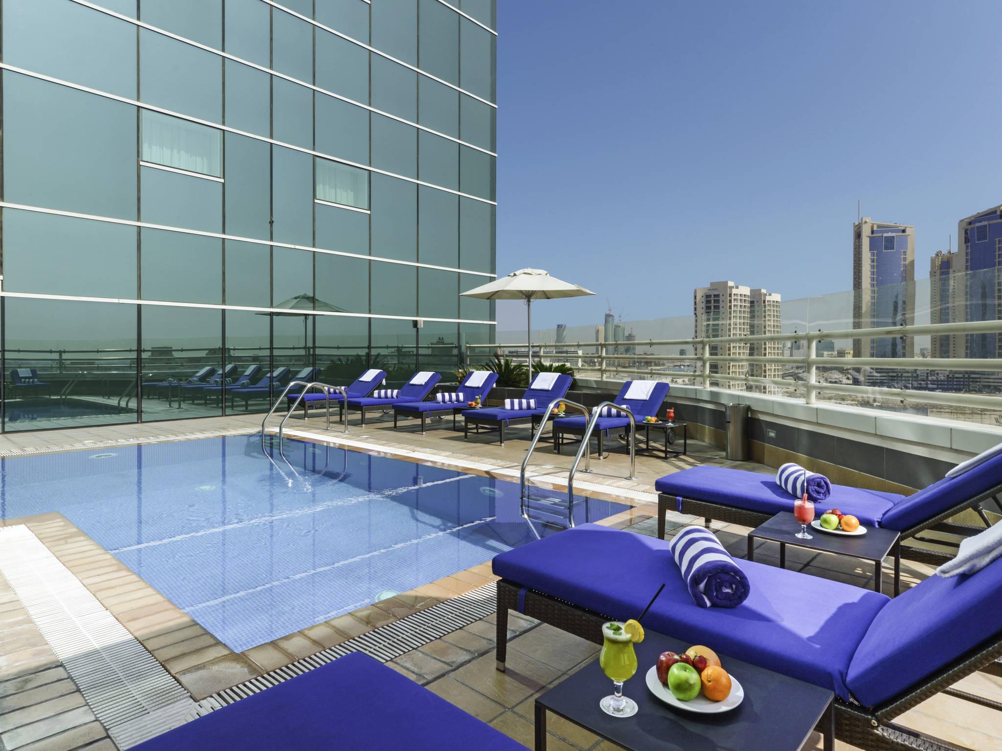 호텔 – ibis Seef Manama