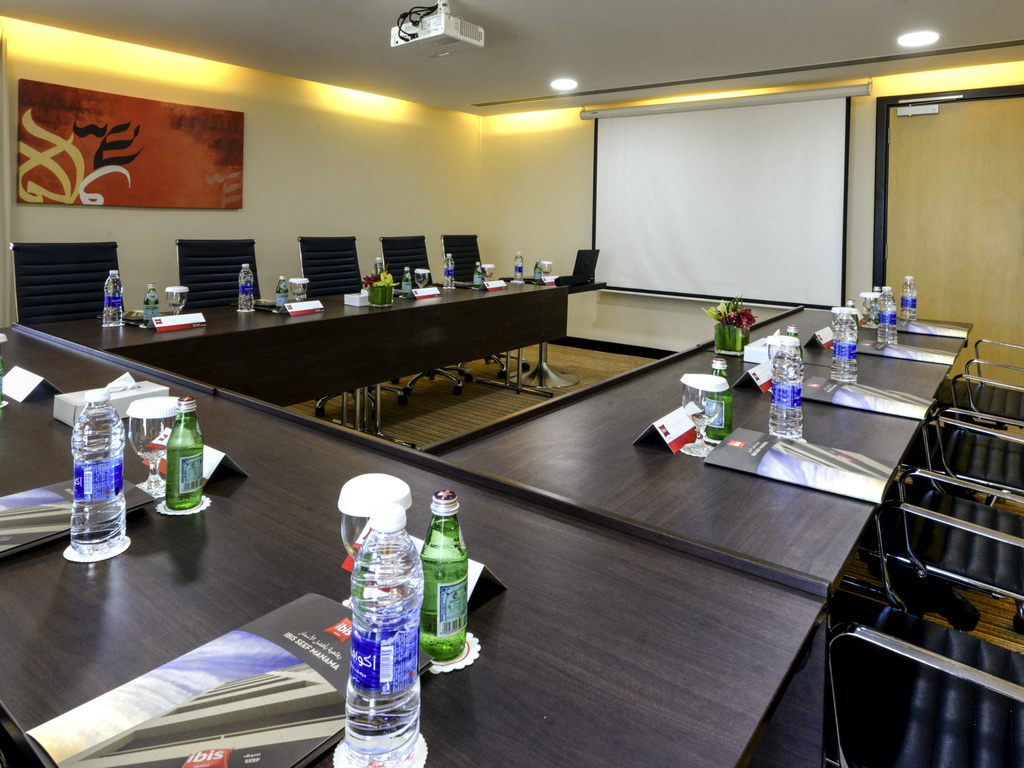 Hotel In Manama Ibis Seef With Gym Pool The Little Things She Needs Kashira 2b Brown Cokelat 38 Meeting Room