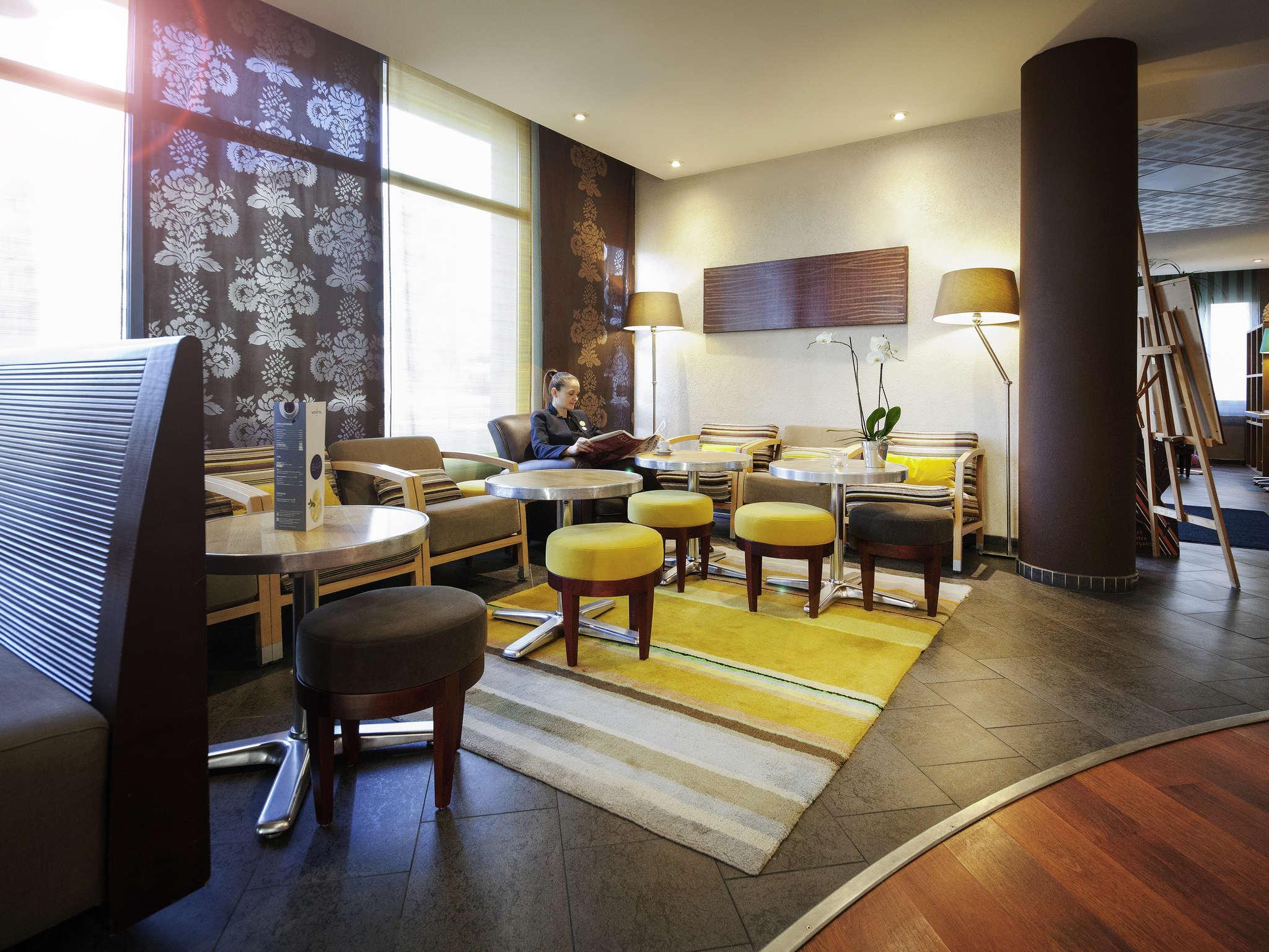 โรงแรม – Novotel Suites Clermont-Ferrand Polydome