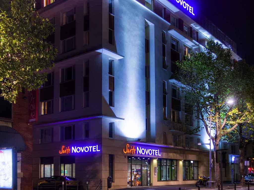 Hotel clermont ferrand novotel suites clermont ferrand for Hotel clermont ferrand avec piscine
