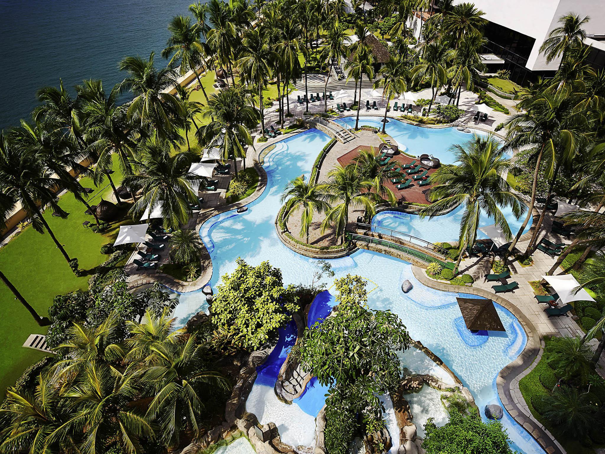 Hotell – Sofitel Philippine Plaza Manila