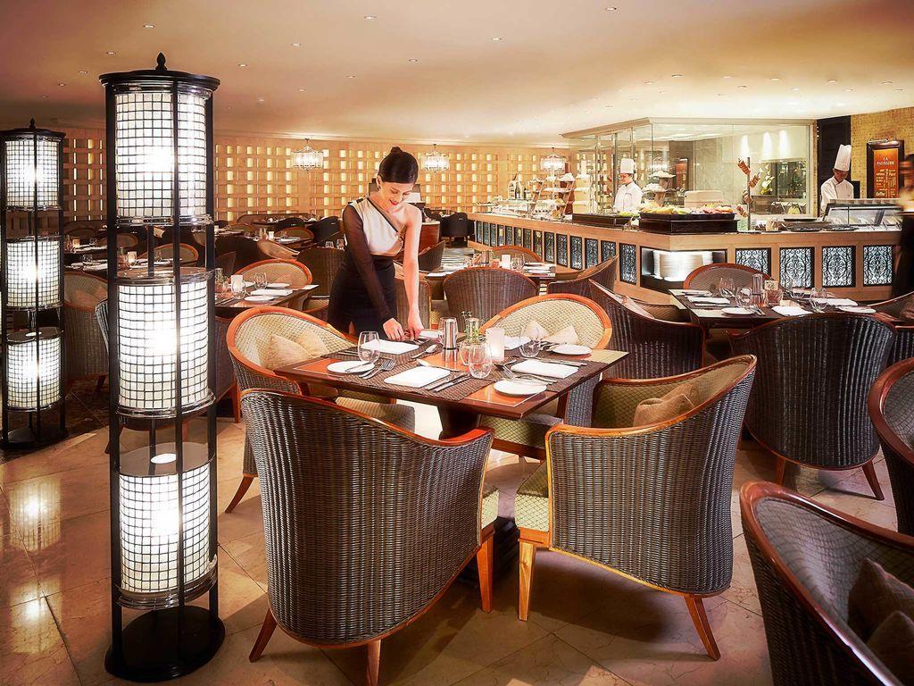 Hyatt Restaurant Menu