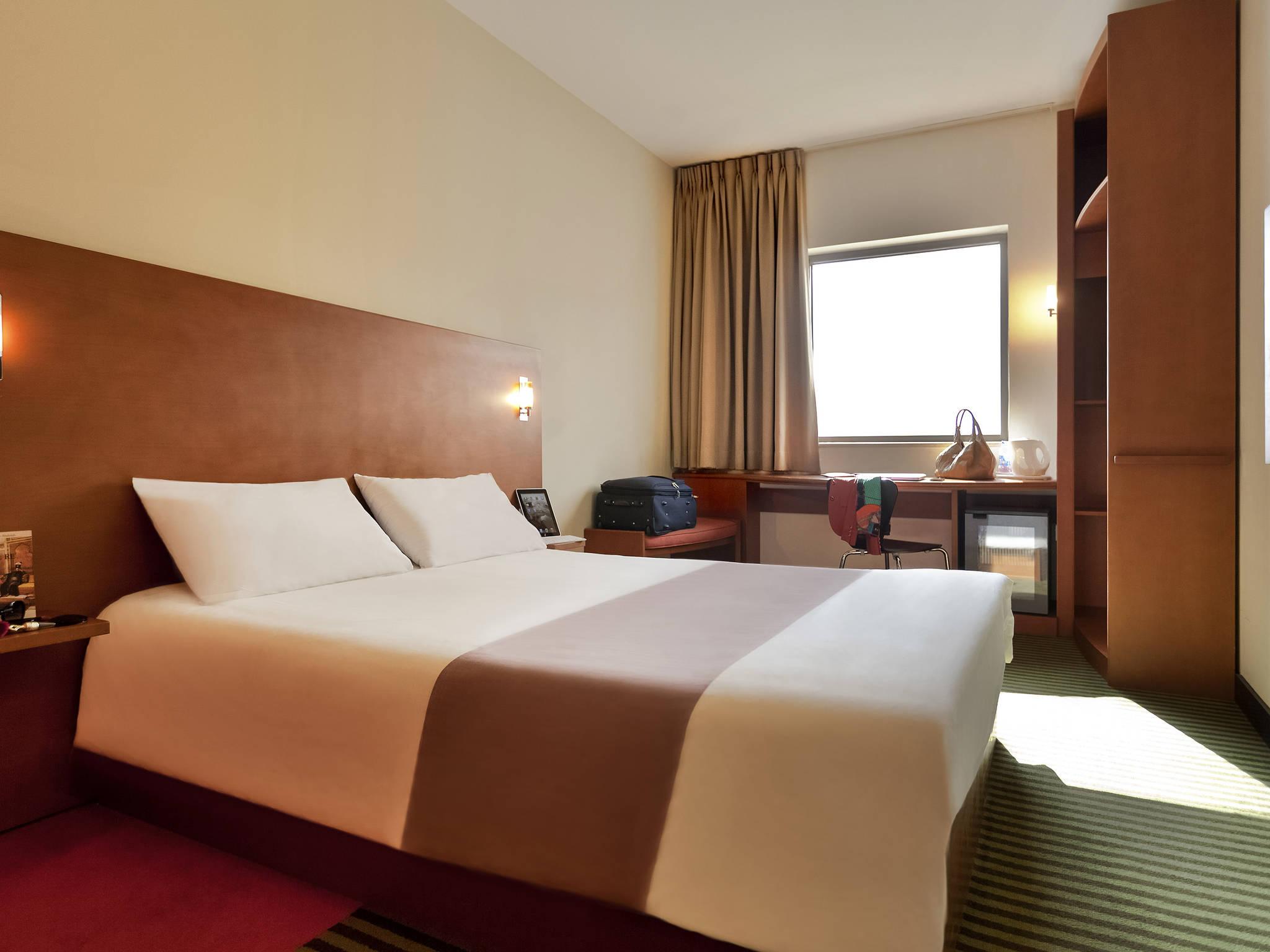 Отель — ibis Amman