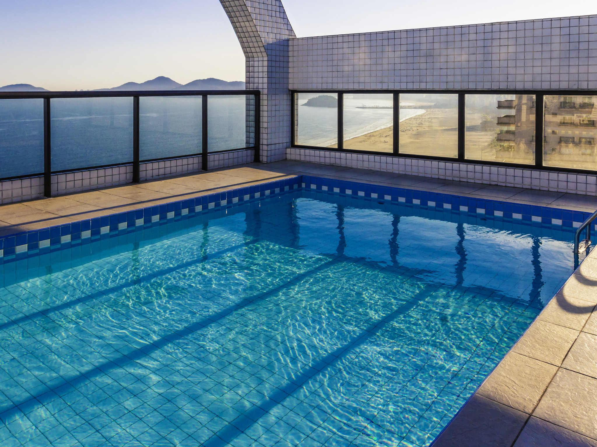 โรงแรม – Mercure Santos Hotel