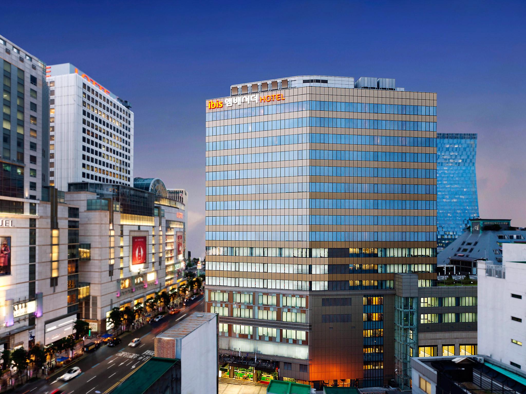 Otel – ibis Ambassador Seoul Myeong Dong
