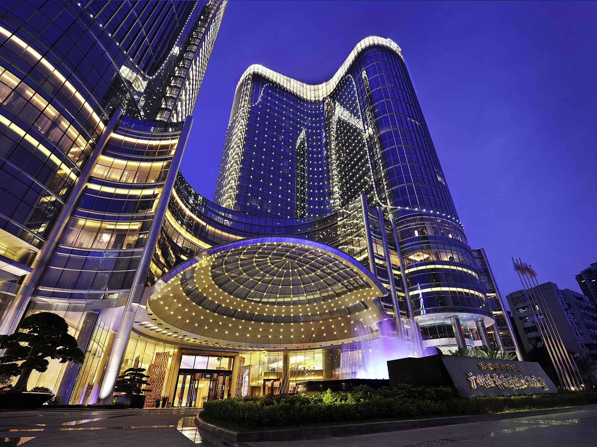 酒店 – 广州圣丰索菲特大酒店