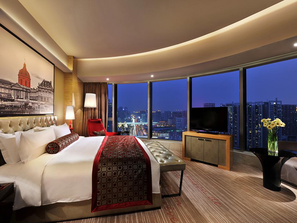 Luxury hotel guangzhou sofitel guangzhou sunrich for Arredamenti di lusso moderni