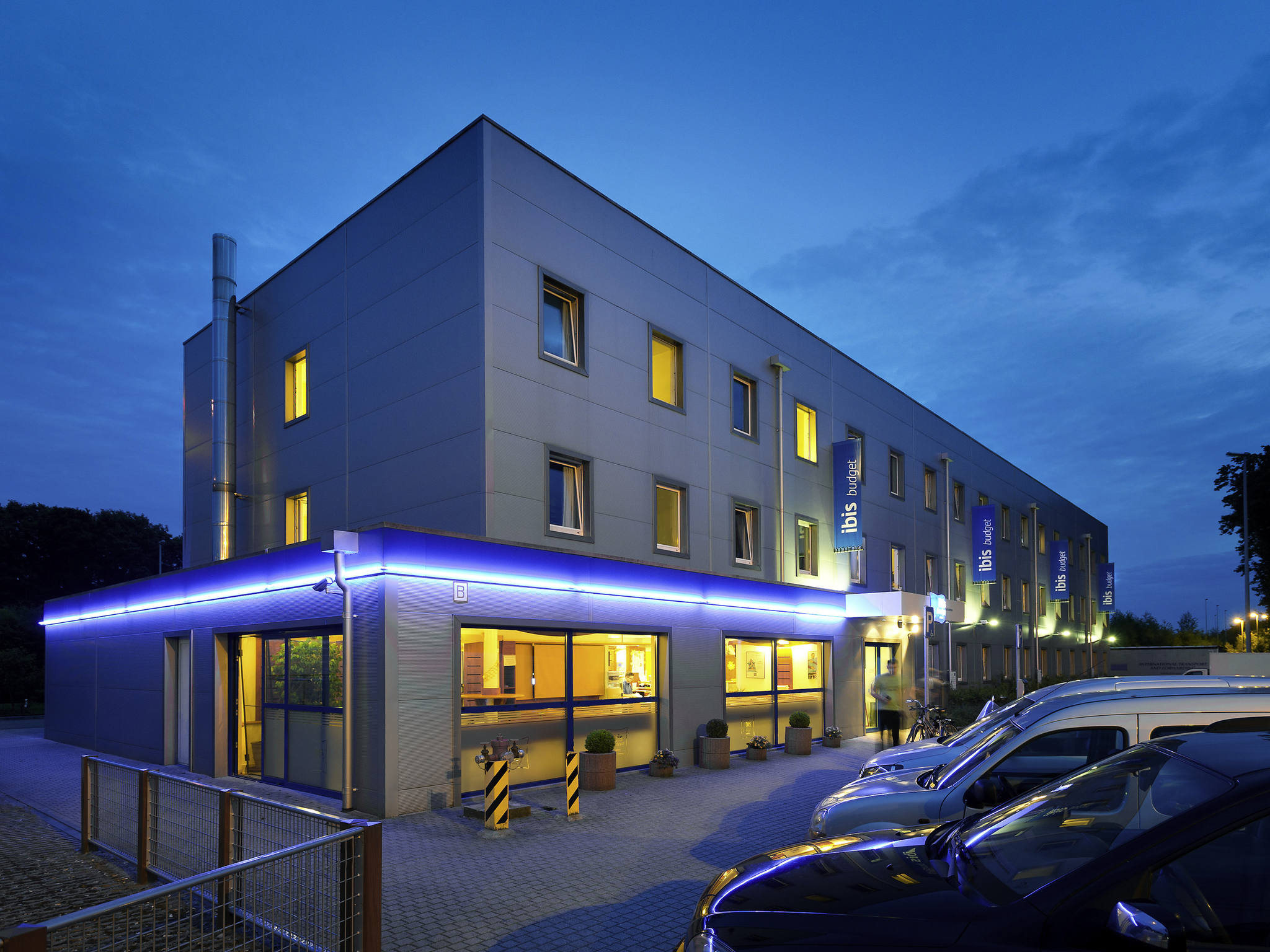 Hotel - ibis budget Aachen Raeren Grenze