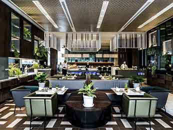 Restaurant - Pullman Bangkok King Power