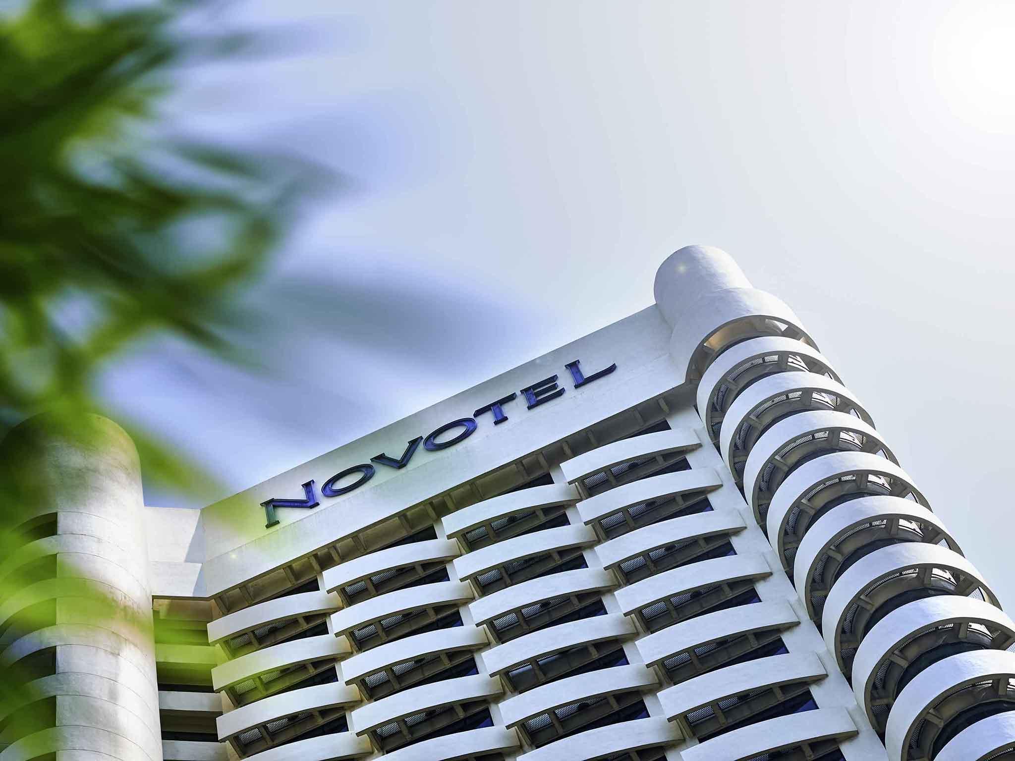 Отель — Novotel Куала-Лумпур Сити Центр