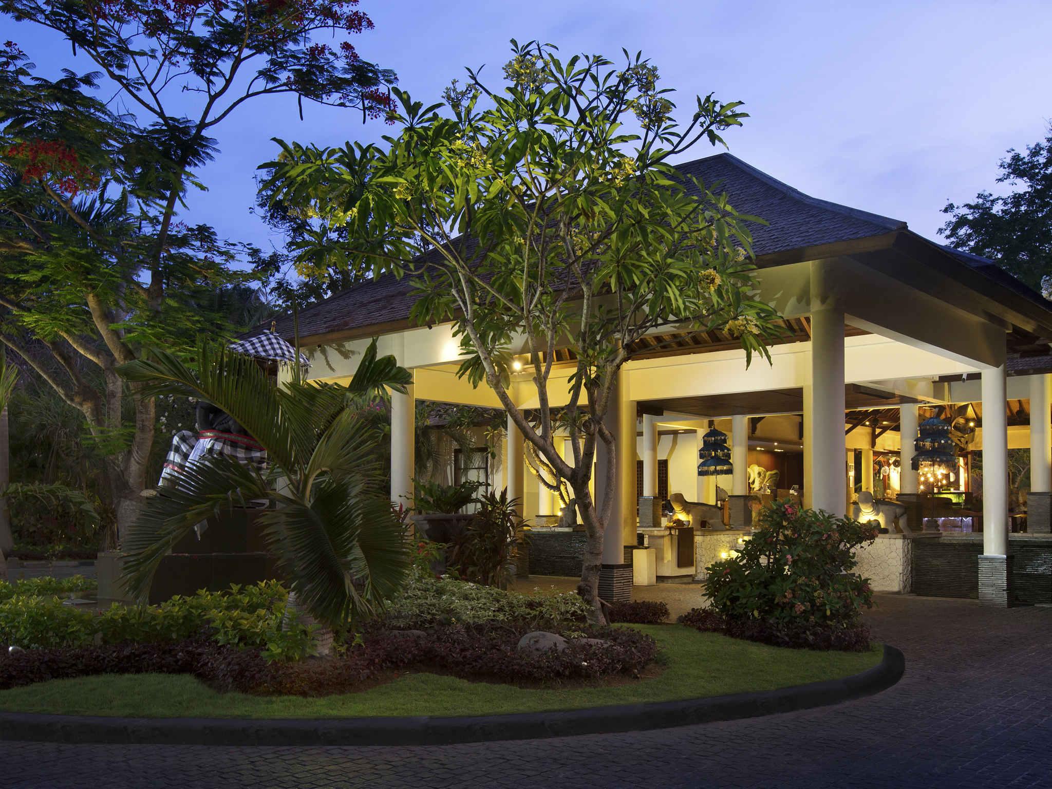 Novotel Bali Nusa Dua Hotel Residences Accorhotels Voucher Value Indonesia