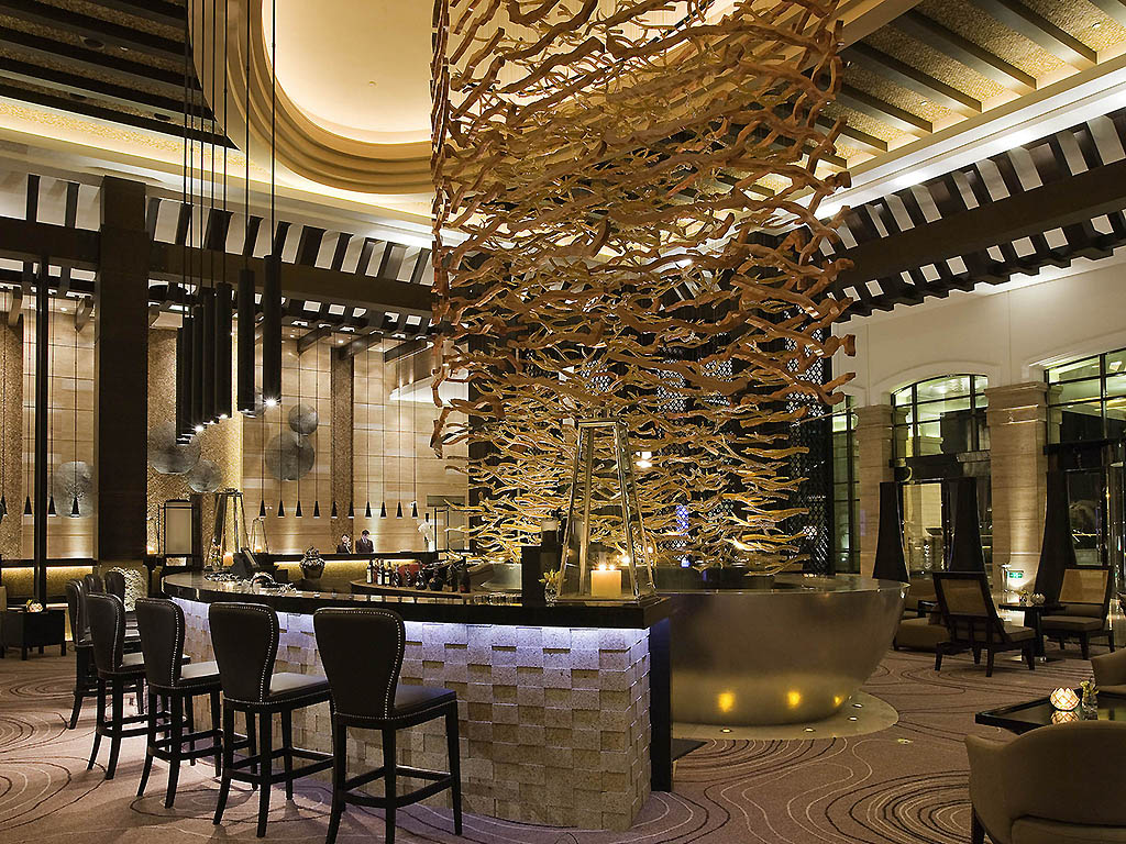 Luxushotel SHANGHAI – Sofitel Shanghai Sheshan Oriental