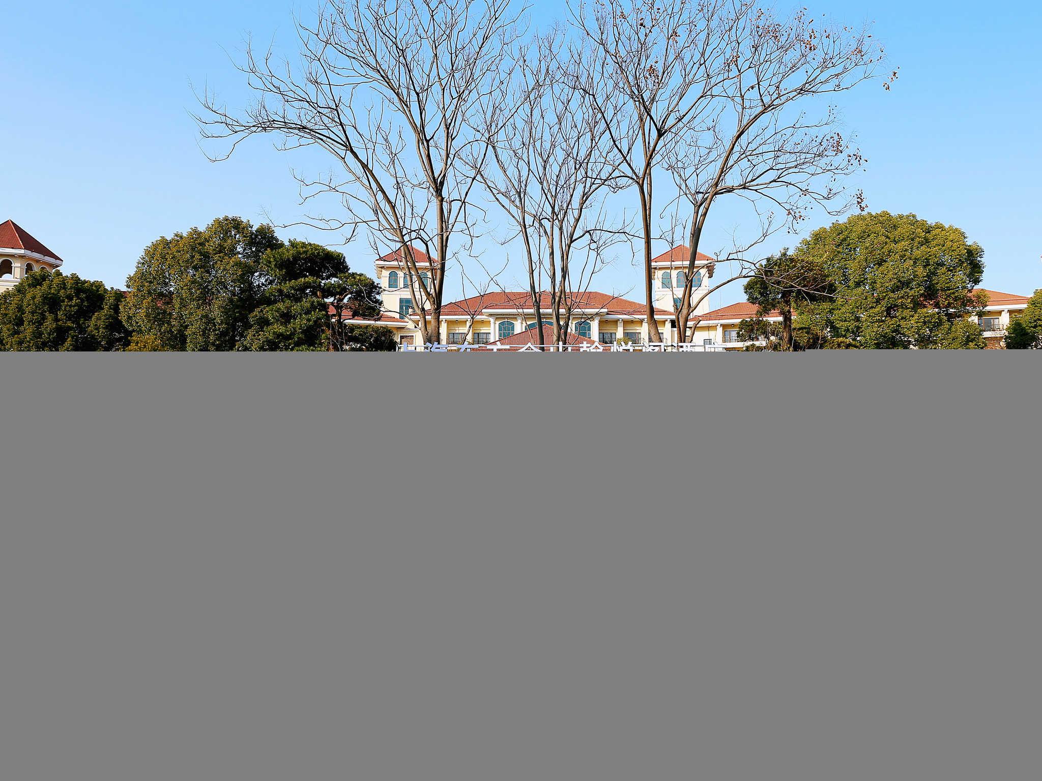 โรงแรม – โซฟิเทล เซี่ยงไฮ้ เฉอชาน โอเรียนทอล