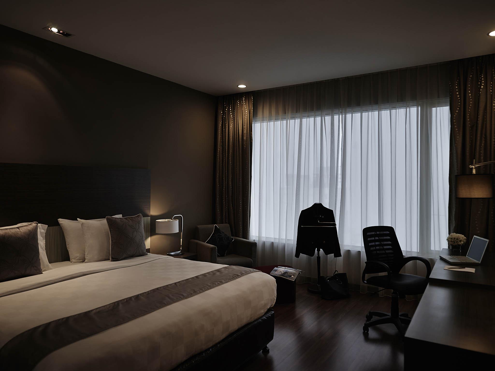 Pullman Kuching   5 star hotel in vibrant Kuching city