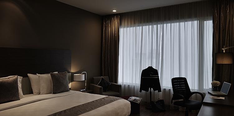 Habitaciones y Suites - Pullman Kuching