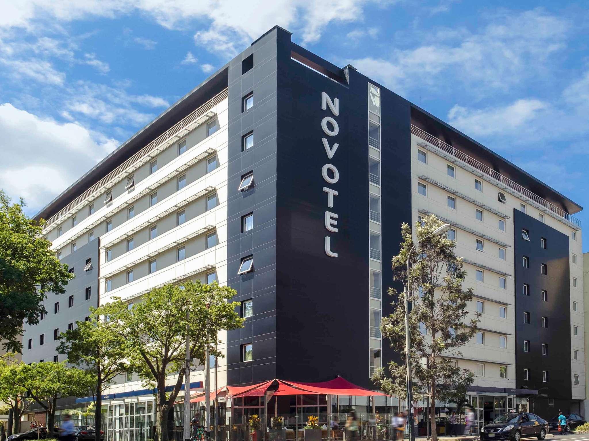 โรงแรม – Novotel Lima