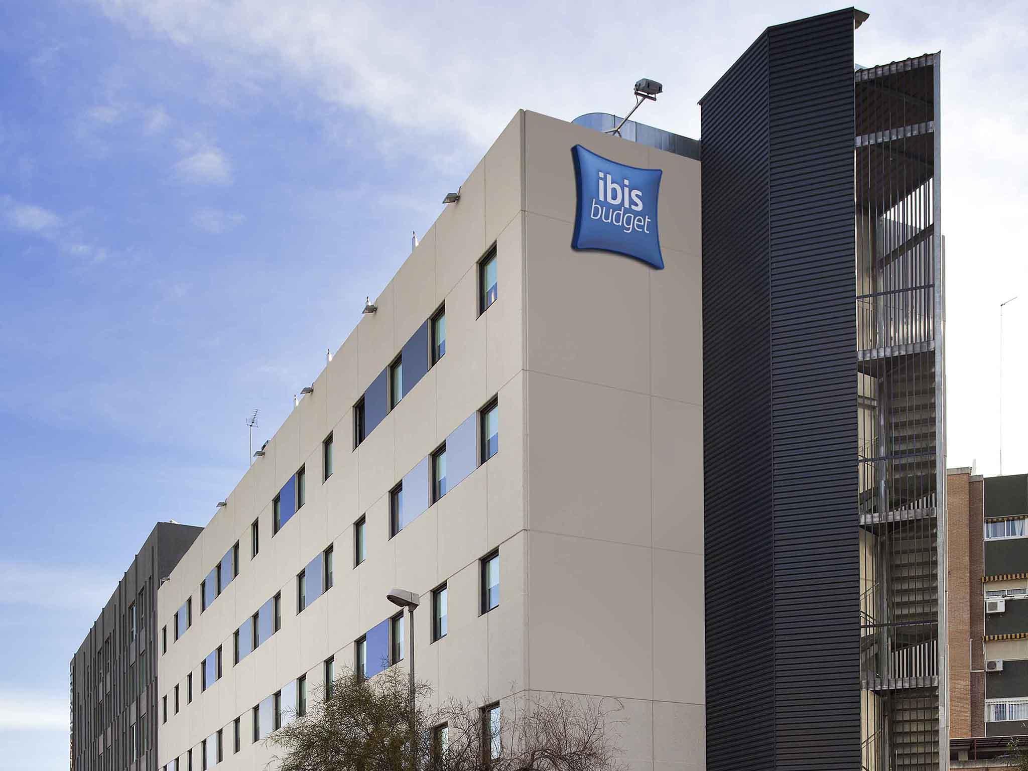 Отель — ibis budget Малага Центр