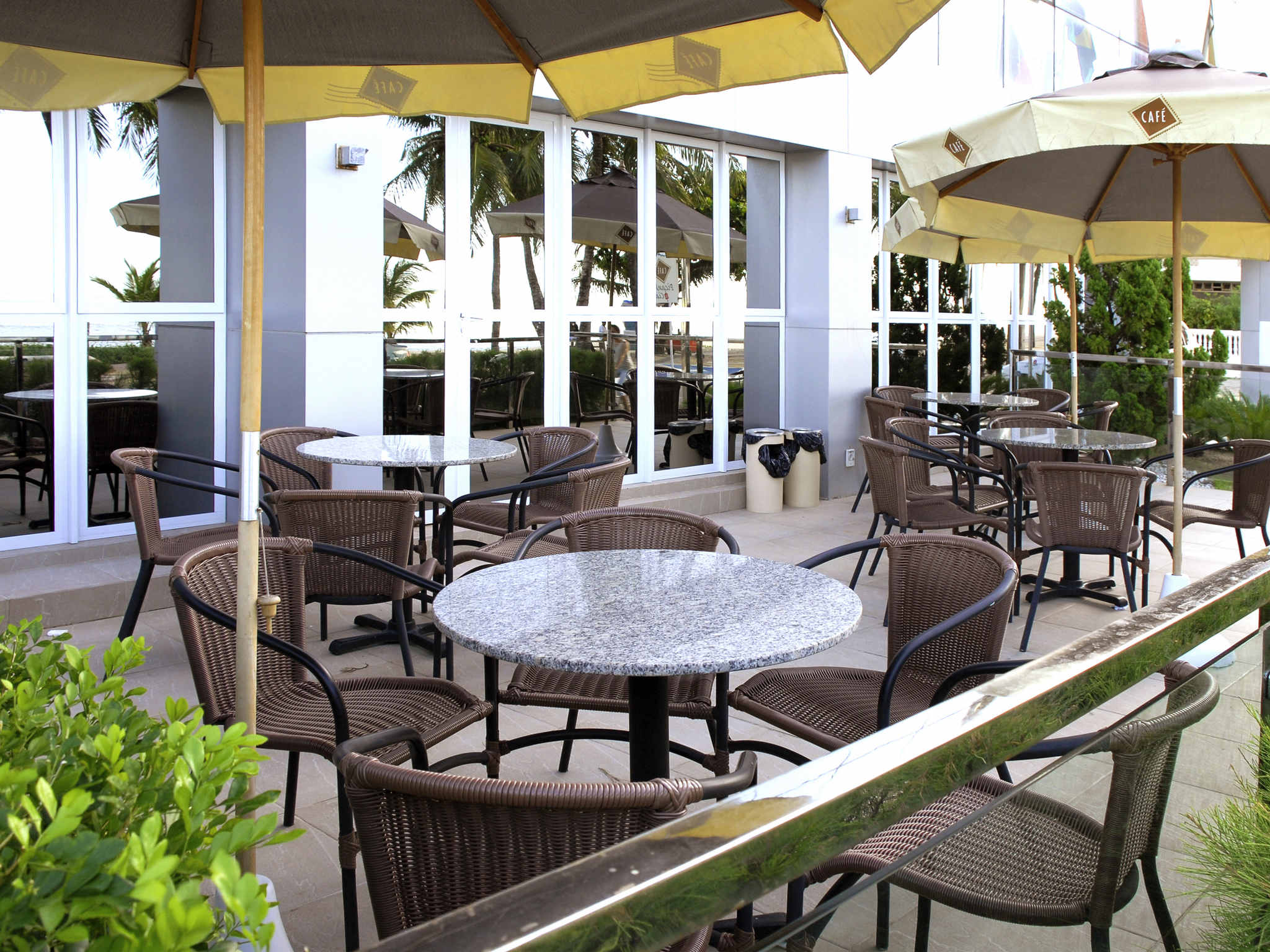 โรงแรม – ibis Joao Pessoa