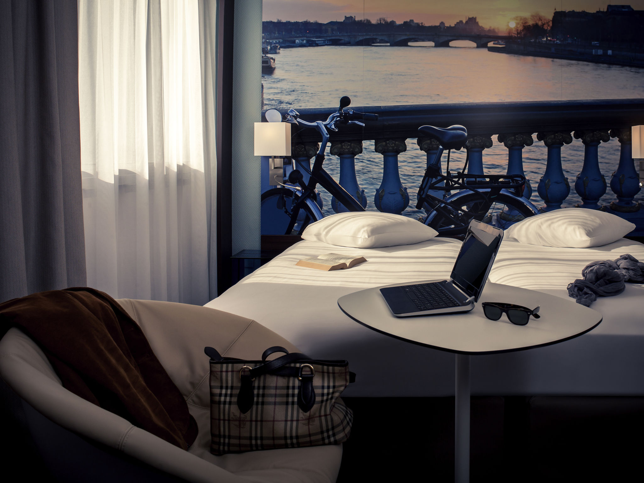 Hotel – Hotel Mercure Parijs Ivry Quai de Seine