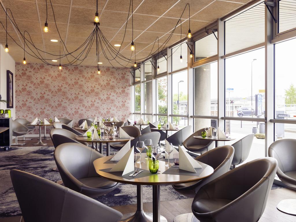 L Allee Ivry Sur Seine Restaurants By Accorhotels